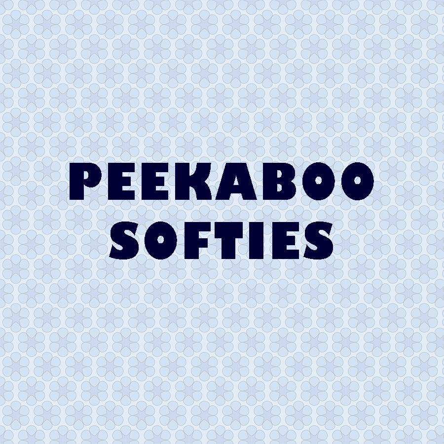 Peekaboo Softies