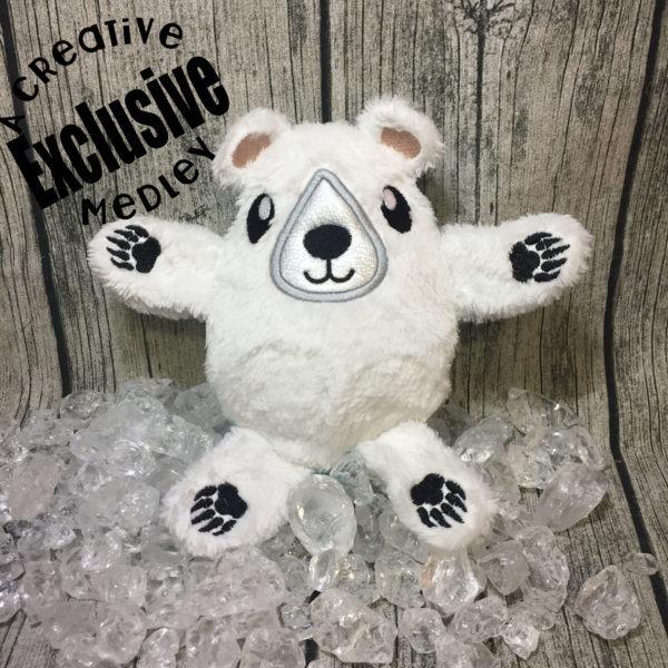 Peekaboo Bear SOFTIE