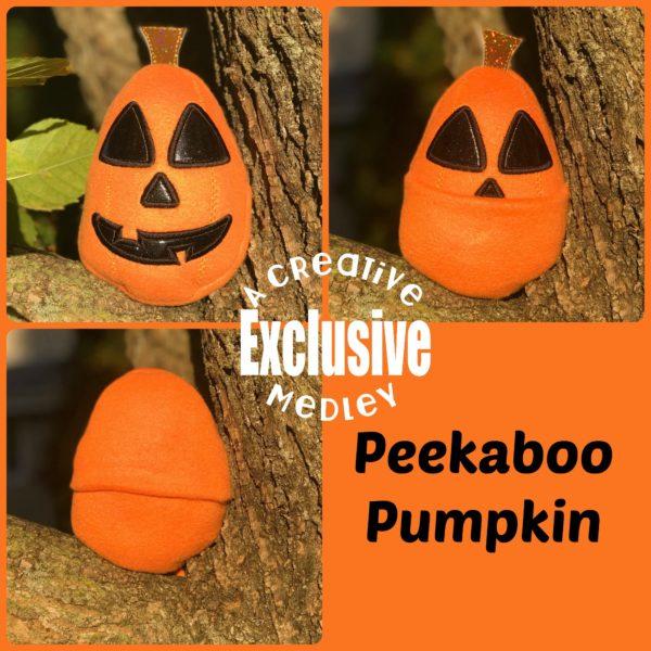Peekaboo Pumpkin