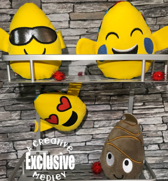Peekaboo Emoji SET