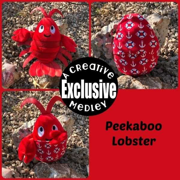 Peekaboo Lobster