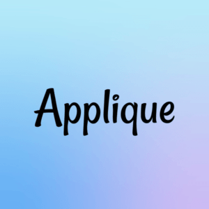 Applique
