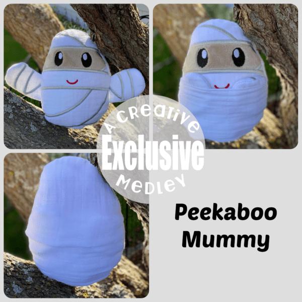 Peekaboo Mummy